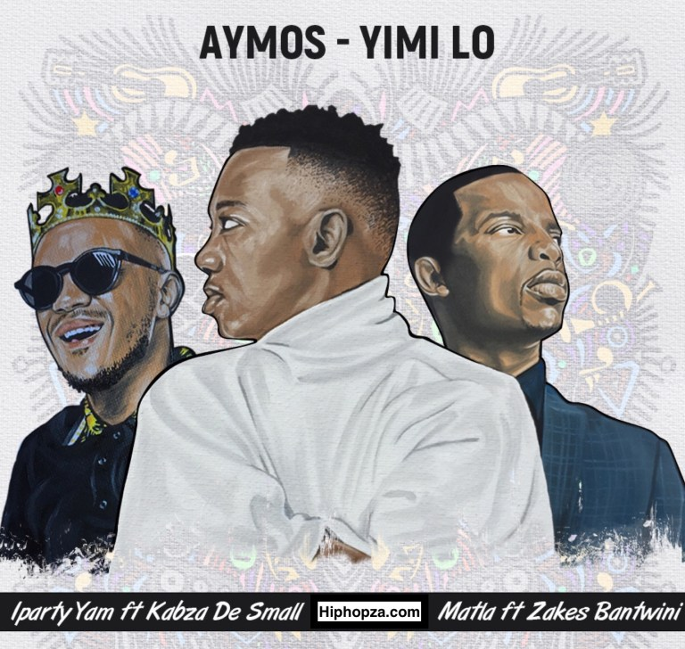 Aymos – iParty Yami Ft. Kabza De Small