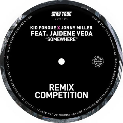 Kid Fonque & Jonny Miller Somewhere