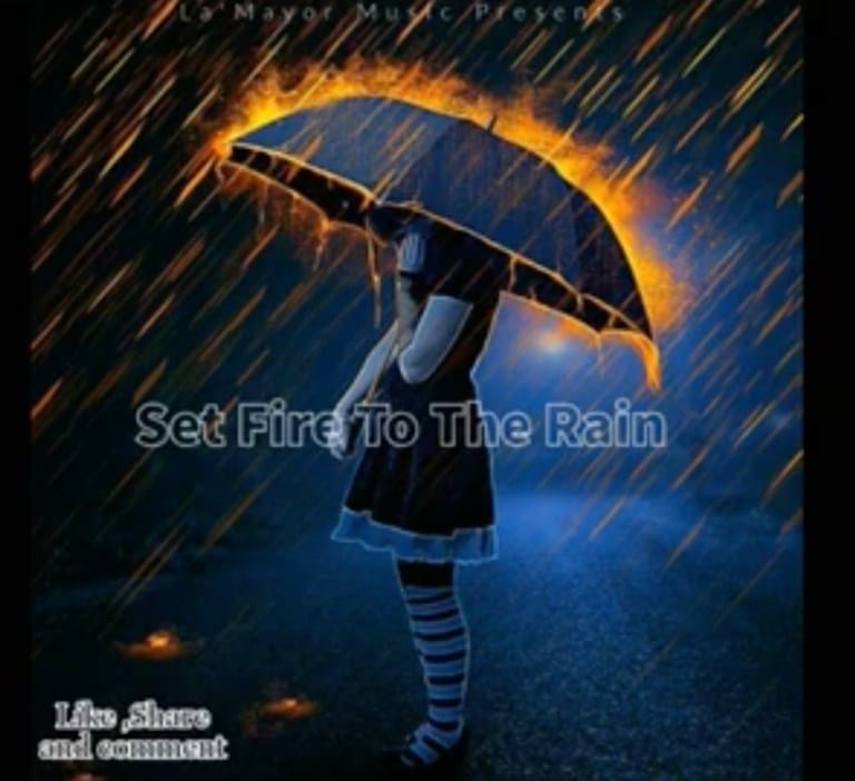 Photo of La'Mayor – Set Fire To The Rain (AMAPIANO REMIX)