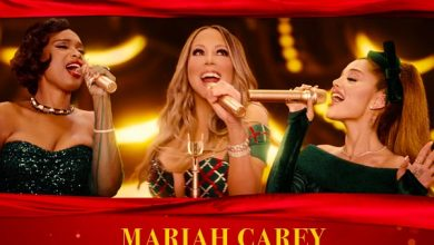 Photo of Mariah Carey Ft. Ariana Grande & Jennifer Hudson – Oh Santa!