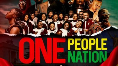 Photo of Stonebwoy – One People, One Nation ft. King Promise, Efya, Darkovibes, Fancy Gadam, Fameye, Maccasio, Teephlow, Bethel Revival Chior