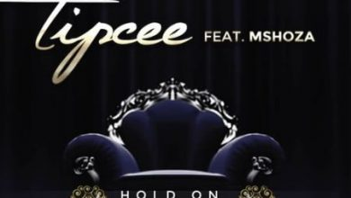 Photo of Tipcee – Hold On Ft. Mshoza