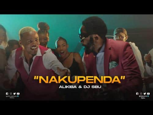 Photo of VIDEO: Alikiba & Dj Sbu – Nakupenda