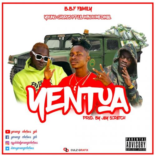 Photo of Young Chorus – Yentua Ft. Medikal, Lilwin