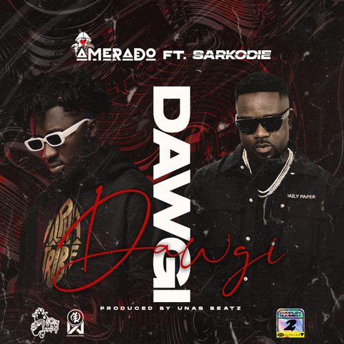 Photo of Amerado – Dawgi Ft. Sarkodie