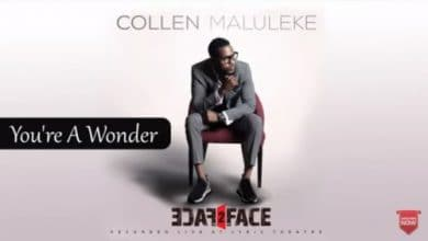 Photo of Collen Maluleke – You're A Wonder