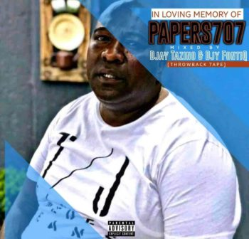 Photo of Djay Tazino & Djy Fontiq SA – In Loving Memory Of Papers 707 (Strictly Mdu Aka TRP)