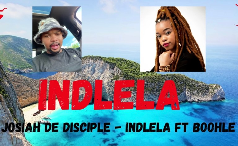 Photo of Josiah De Disciple – INDLELA (Live Cut) Ft. Boohle
