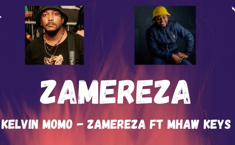 Photo of Kelvin Momo – Zamereza (Live Mix) Ft. Mhaw Keys