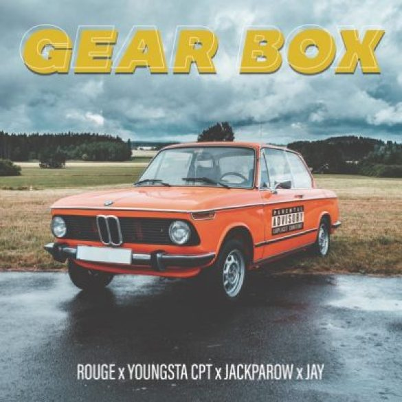 Photo of Rouge – Gear Box Ft. YoungSta CPT, Jack Parrow & Jay