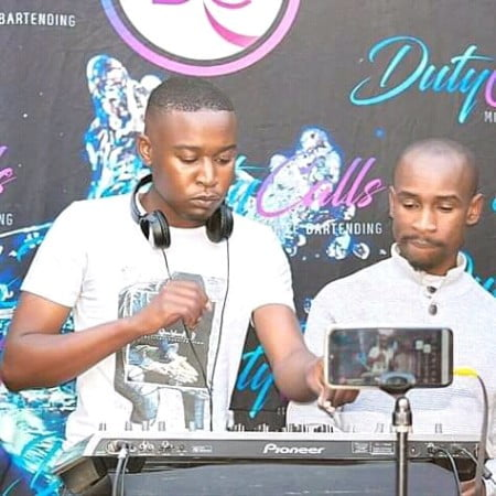 Photo of The Piano OG's & Sir Sjebha – Lets Tech