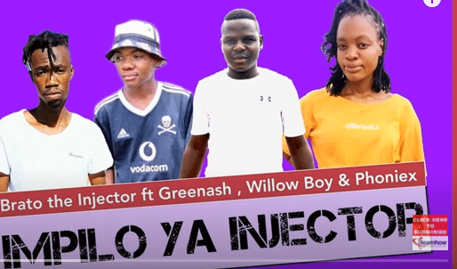Photo of Brato the Injector – Impilo ya Injector Ft. Greenash, Willow Boy & Phoniex (Original)
