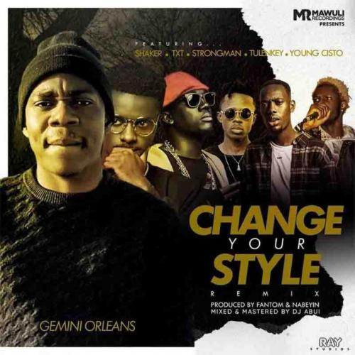 Gemini Orleans Change Your Style Remix