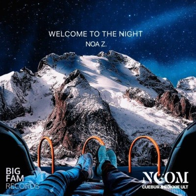 Photo of Noom, Cuebur & BokkieUlt – Welcome To The Night Ft. Noa Z