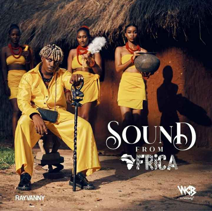 Rayvanny Sound From Africa