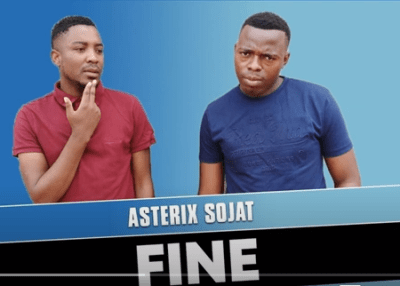 Photo of Asterix Sojat – Fine (Official Audio)