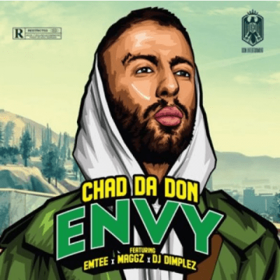 Photo of Chad Da Don – Envy Ft. Emtee, Maggz & DJ Dimplez