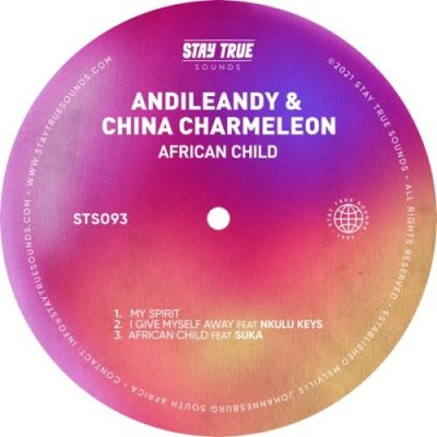 AndileAndy & China Charmeleon I Give Myself Away