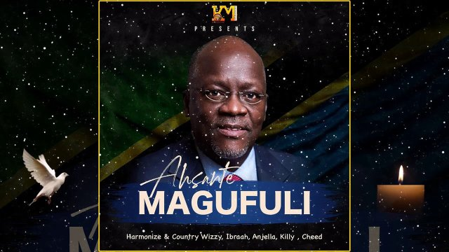 Photo of Harmonize – ASANTE MAGUFULI Ft. Country Wizzy, Ibraah, Angella, Killy & Cheed