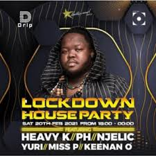 Heavy K Lockdown House Party 2021