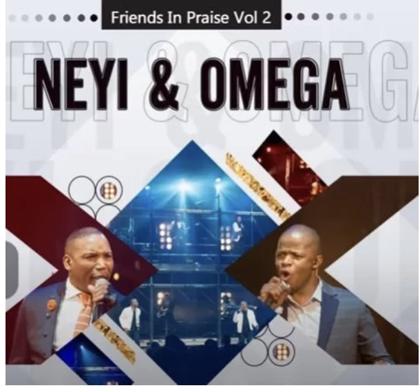 Photo of Neyi Zimu & Omega Khunou – Rea Ho Boka (Friends In Praise)