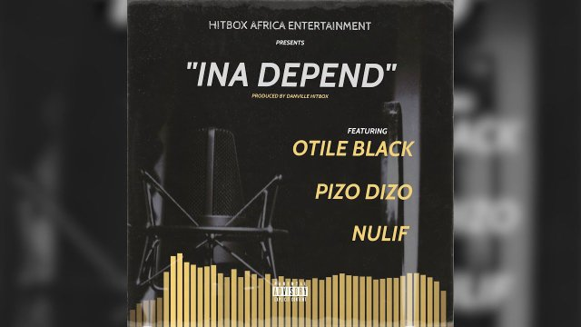 Photo of Otile Black – Ina Depend Ft. Pizo Dizo & Nulif