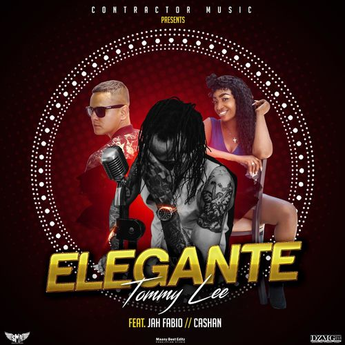 Photo of Tommy Lee Sparta – Elegante Ft. Cashan, Jah Fabio