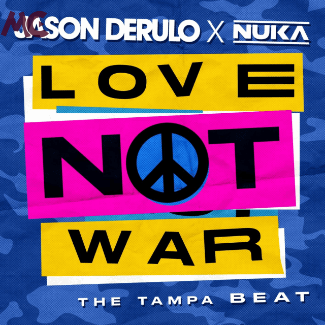 Photo of Music: Jason Derulo – Love Not War Ft. Nuka