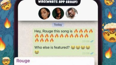 Photo of Rouge – W.A.G Ft. Sarkodie & Yousspupha